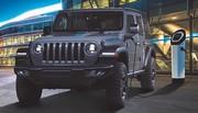 Jeep Wrangler 4xe : l'hybride rechargeable à partir de 68 200 €