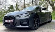 Essai de la BMW 420d coupé xDrive