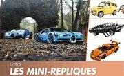 Lego : Des miniatures automobiles en briquettes depuis les années 70