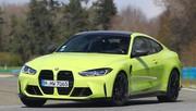 Essai BMW M4 Compétition Coupé G82 2021