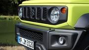 Pour son restylage, un Suzuki Jimny 5 portes ?