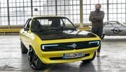 Opel Manta GSe ElektroMOD : À bord du restomod électrique de la Manta
