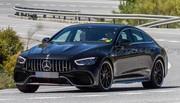 Mercedes-AMG GT 4 Portes (2021) : L'hybride rechargeable se peaufine