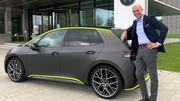 Volkswagen ID.X, une ID.3 de plus de 300 ch