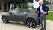Volkswagen ID.3 GTX (2021) : Déjà présentée sous la forme d'un concept