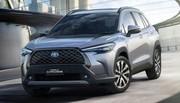 Le SUV compact Toyota Corolla Cross pourrait débarquer en Europe