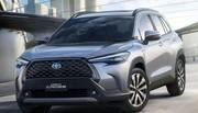 Toyota Corolla Cross, bientôt en Europe ?