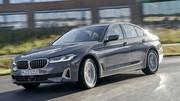 Essai BMW 520e hybride rechargeable : le top pour les flottes