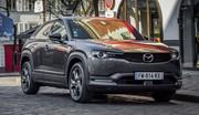 Essai Mazda MX-30 : atypique électrique