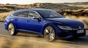 Essai Volkswagen Arteon Shooting Brake R (2021) : un style sportif et élégant