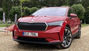Essai vidéo Skoda Enyaq iV (2021) : que reste-t-il au VW ID.4 ?