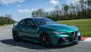 Essai Alfa Romeo Giulia GTAm : notre avis au volant