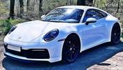 Essai de la Porsche 911 « 992 » Carrera S
