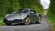 Essai Porsche 911 (992) Carrera : 911, quoi d'autre ?