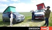Emission Turbo : California et Marco Polo, vive les vacances; MC20; Dodge Charger; Taycan vs 911