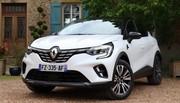 Essai Renault Captur E-Tech (2021) : sans recharges, l'hybride est plus simple