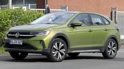 Volkswagen Taigo (2021) : le crossover coupé surpris sans camouflage en Allemagne