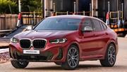 BMW X4 (2021) : Voici à quoi pourrait ressembler le SUV restylé
