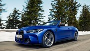 La nouvelle BMW M4 Cabriolet de 510 ch est arrivée