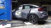 Citroën C4 (2021) : La compacte notée 4/5 aux crash tests Euro NCAP