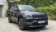Essai vidéo Jeep Compass (2021) : un intérieur tout neuf