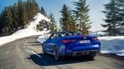 Voici la nouvelle BMW M4 Competition M xDrive Cabriolet !