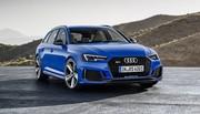 Prochaine Audi RS4 : électrique et hybride rechargeable