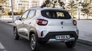 Quelle note aux crash-tests pour la Dacia Spring ?