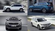 Quel SUV familial 7 places choisir en 2021 ?