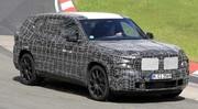 BMW X8 M45e (2022) : les premiers spy shots du SUV de luxe sur le Nürburgring !