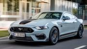 Essai Ford Mustang Mach 1 : À travers le mur du son