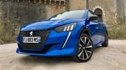 Marché automobile Europe : la 208 devance la Golf