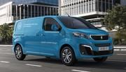 Peugeot e-Expert Hydrogen (2021) : Le fourgon à hydrogène du Lion