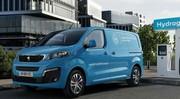 Peugeot e-Expert Hydrogen : premier utilitaire à pile à combustible de la marque