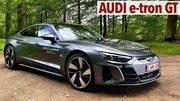 Essai Audi e-tron GT : Une électrique à faire rêver un petrolhead