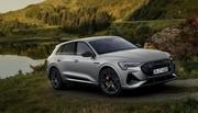 """Audi : une version """"Black Edition"""" pour l'e-tron"""