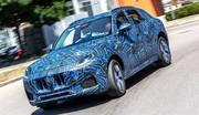Maserati dévoile des images de son SUV, le Grecale