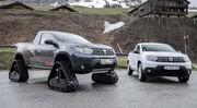 Essai vidéo Dacia Duster pick-up : rien ne l'arrête... ou presque !
