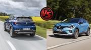 Quel Renault Captur hybride choisir ?