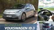 Volkswagen ID3 (2021) : notre essai sur 1 000 km