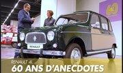 Renault 4L : 60 ans d'histoire et d'anecdotes dans une vidéo exclusive
