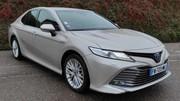 Essai Toyota Camry hybride : Au bon goût américain