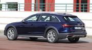 Essai Audi A4 Allroad B9 Phase 2 2021