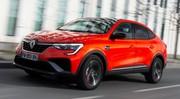 Avec 160 chevaux, le Renault Arkana vous fait-il rêver ?