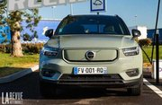 Essai de 2 000 km en Volvo XC40 électrique (Recharge Twin) : on l'a fait !