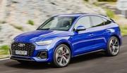 Essai du nouveau Audi Q5 Sportback : le SUV qui fait tourner les têtes