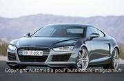 Audi R4 : Le petit frère du Boxster