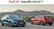 Essai Audi A3 : laquelle choisir ?
