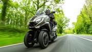 Peugeot Metropolis SW : l'essai du 3 roues en version grand tourisme