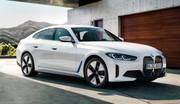 BMW lève enfin le voile sur la nouvelle BMW i4, 100% électrique !